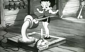 Betty Boop- Betty Boop and Little Jimmy