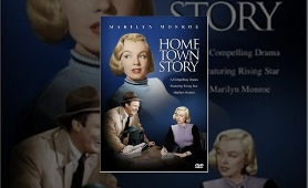 Marilyn Monroe in Home Town Story - Full Classic & Drama Movie