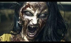 Zombie virus horror movie