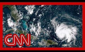 Hurricane Dorian strengthens to category 4