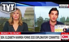 CNN's Ridiculous Take On Elizabeth Warren