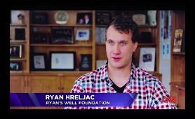 Ryan Hreljac, CNN Young Wonder