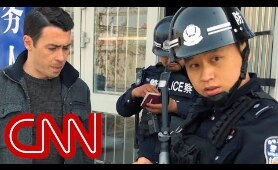 China tries to thwart CNN investigation into detention camps