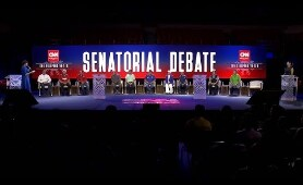 CNN Philippines hosts Senatorial Debate