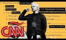 Exclusivo de CNN: El comando central de Julian Assange para el caos