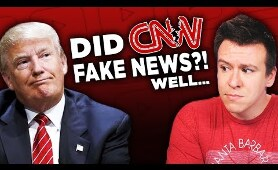 CNN Exposed Faking News and Staging Protest, OR Is There More To The Story?
