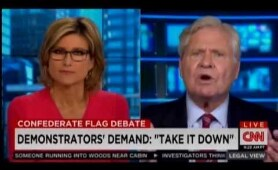CNN's Ashleigh Banfield Gets Into Shouting Match With Ex-Rep. Ben 'Cooter' Jones