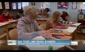CNN's Dr. Gupta: Enrollment up in no-test, no-tech school