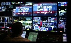 Behind the scenes: CNN election coverage