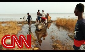CNN exposes child slavery on Ghana's Lake Volta