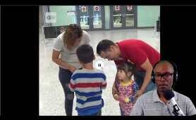 CNN Allegedly Posts Fake Video of Family Reunification. You Be The Judge! (VIDEO)