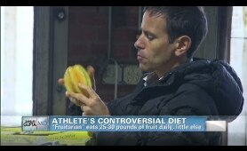 CNN's Dr. Gupta: 'Fruitarian' eats 25 lbs of fruit