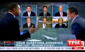 CNN's Don Lemon: Is Black Hole Theory For Missing Jet 'Preposterous?'