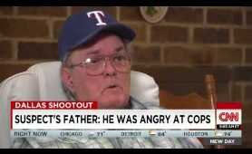 Copy of Dallas police HQ attack Shooters father speaks out   CNNcom