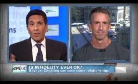 CNN's Dr. Sanjay Gupta: Is it ever OK to cheat?
