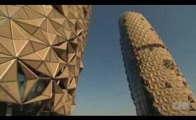 Cooling buildings in Abu Dhabi's heat -- CNN