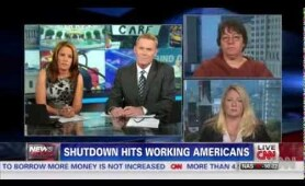 CNN Interview with NATCA Executive Vice President Trish Gilbert