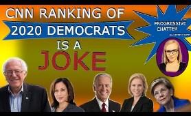 CNN ranks democratic party