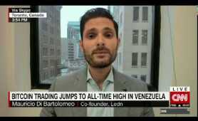 CNN Quest Means Business - Bitcoin Volumes Hit All-Time Highs in Venezuela