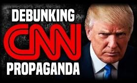 Debunking blatant CNN