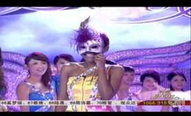 TV talent show exposes china
