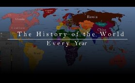 The History of the World: Every Year