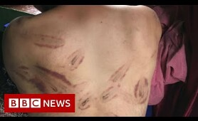 'Beaten and tortured' by the Indian army - BBC News