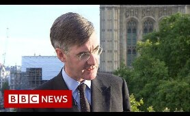 Jacob Rees-Mogg: 'Outrage at Parliament suspension is phoney' - BBC News