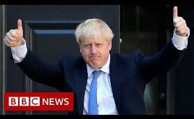 Boris Johnson is UK's next Prime Minister- BBC News
