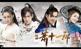 2019 Chinese New fantasy Kung fu Martial arts Movies - New Chinese fantasy action movies #10