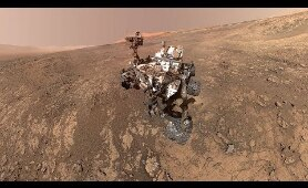 This Week in Space: New images from Curiosity rover on Mars