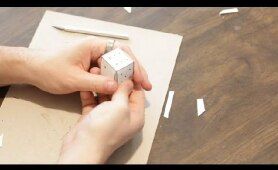 How to Make Cool Stuff Out of Paper : Paper Crafts