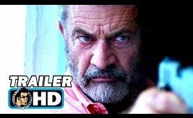 FORCE OF NATURE Trailer (2020) Mel Gibson, Emile Hirsch Action Movie HD