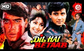Dil Hai Betaab Action Movies | Ajay Devgn | Pratibha Sinha | Vivek Mushran | Action Hindi Movies