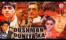 Dushman Duniya Ka Full Action Movie | Salman Khan Movies | Shah Rukh Khan Movies | Jeetendra Movie