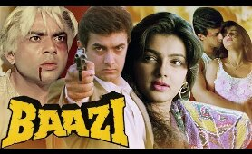 Baazi Full Movie | Aamir Khan Movie | Mamta Kulkarni | Superhit Hindi Action Movie | Hindi HD