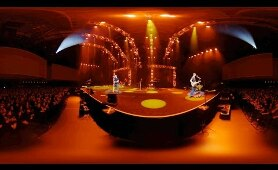 a-ha – Sycamore Leaves – Virtual Reality (VR) 360 video