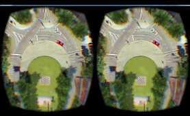 9D Virtual reality movies,9DVR big pendulum video