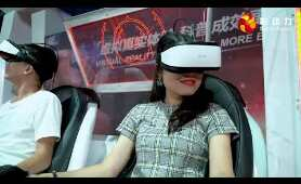 Virtual Reality Simulation Rides