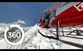 Fly a Helicopter on Mt. Everest In Incredible Virtual Reality!