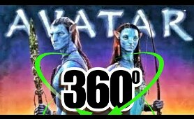 360 Video of Avatar The Ride - VR Roller Coaster Virtual Reality 4K