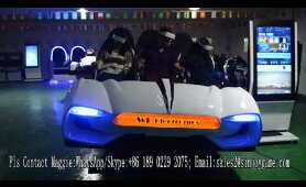 6 seat 9d virtual reality vr 9d cinema simulator ride