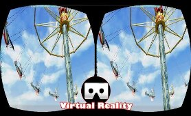 3D STORMER RIDE VR Videos 3D SBS Google Cardboard VR Virtual Reality VR Box