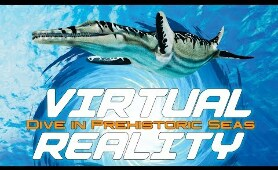 Georgia Aquarium, Virtual Reality: Dive in Prehistoric Seas