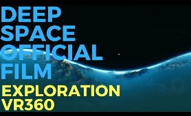 4K | DEEP SPACE VR EXPLORATION #Simulation
