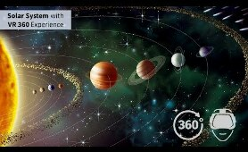 VR 360 Solar System | Introduction to Solar System | Virtual Reality