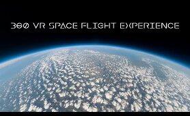 360 VR Space Flight GoPro Fusion