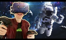 ASTRONAUT TRAINING IN VIRTUAL REALITY!  | Space Explorers VR: A New Dawn (HTC Vive Pro Experience)
