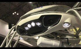 Cameras, robots and virtual reality in Japan  - BBC Click