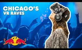 How Chicago Is Throwing The Wildest Virtual Reality Raves | Documentary | Inspire The Night